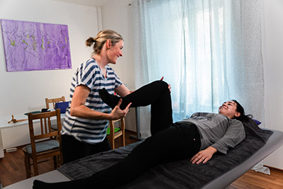Körpertherapie, Pohltherapie und Physiotherapie