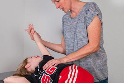 Körpertherapie für Kinder und Jugendliche