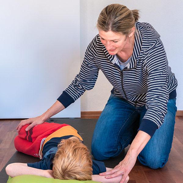 Physiotherapeutin für Kinder Anne Aschenbrenner